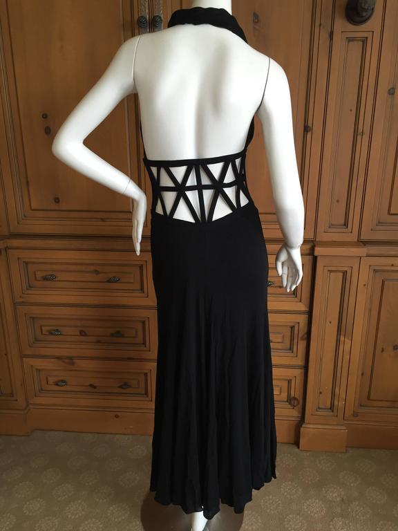 Jean Paul Gaultier Incredible Vintage Bondage Dress At 1stdibs