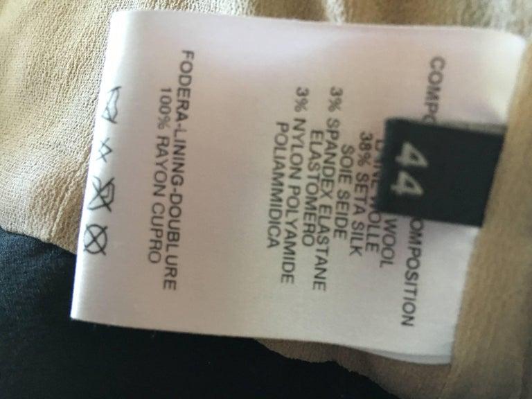 Alexander McQueen Rare Zip Apart Transformer Dress with All Locks & Keys For Sale 2