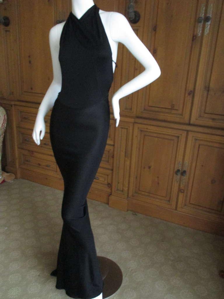 Vintage Alaia Dresses Alaia Rare Vintage Black
