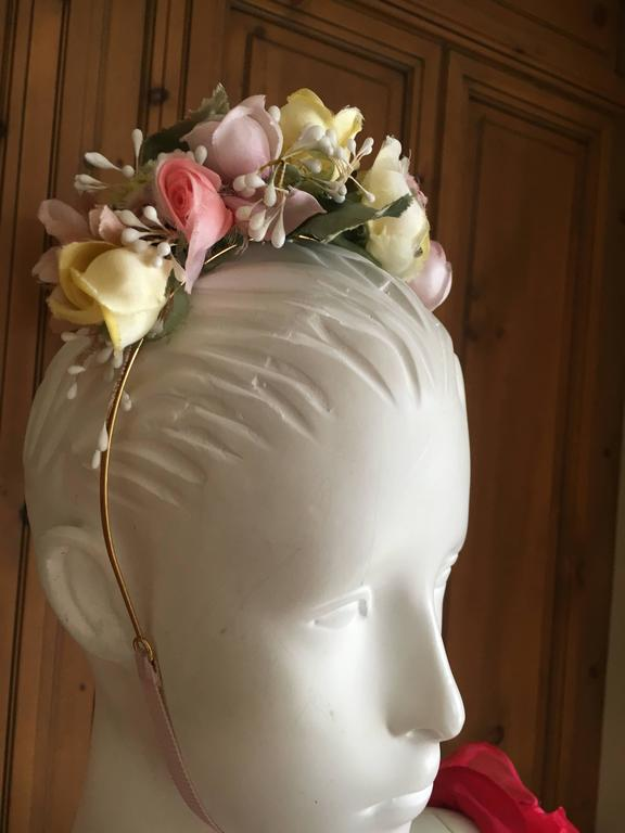 Gucci 2016 Floral Headband by Alessandro Michele New in Box 6