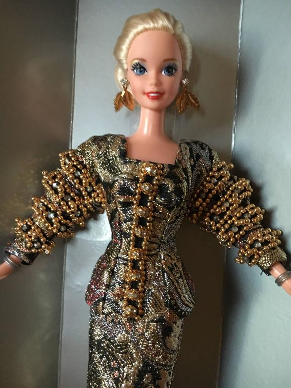 Christian Dior 1993 Haute Couture Barbie Doll By