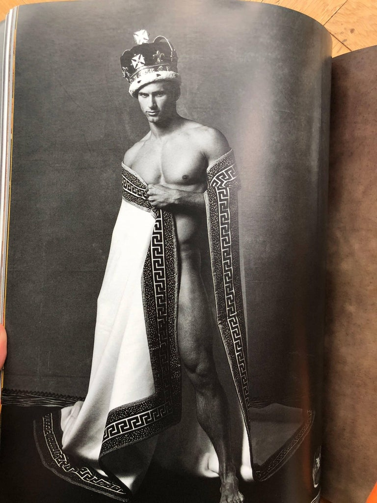 89d5d43016 Gianni Versace Uomo Book No. 31 by Bruce Weber Autumn 1996