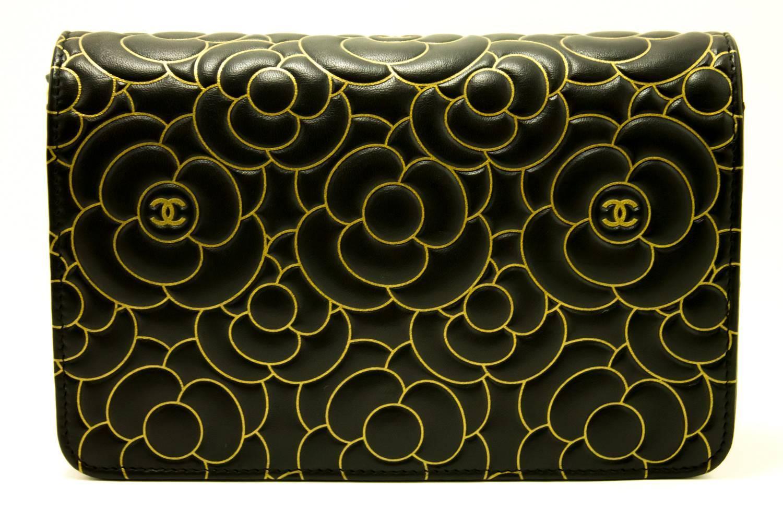 Chanel Camellia Woc
