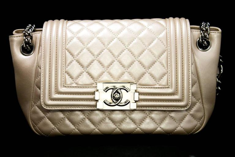 9c73a46f6821 Used Chanel Boy Bag For Sale | Stanford Center for Opportunity ...