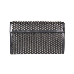 Alaia Dome Studded Leather Clutch