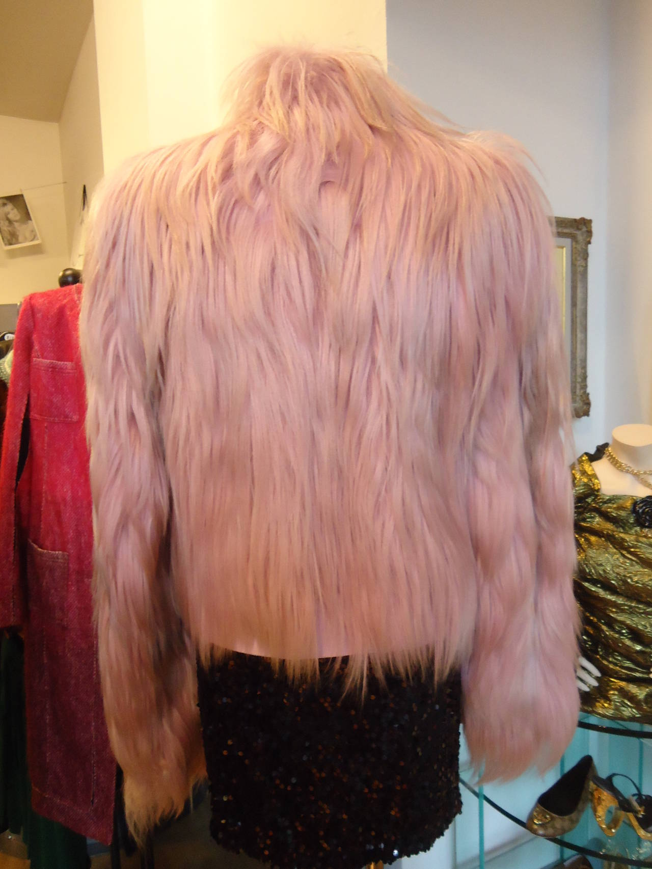 Amazing and very rare Gucci by Tom Ford coat