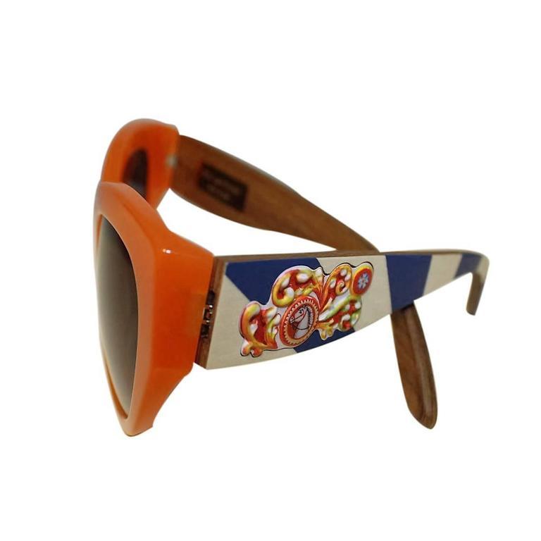 118410ca5b1 Brown New Dolce   Gabbana DG 4278 Sicilian Carretto Sunglasses For Sale