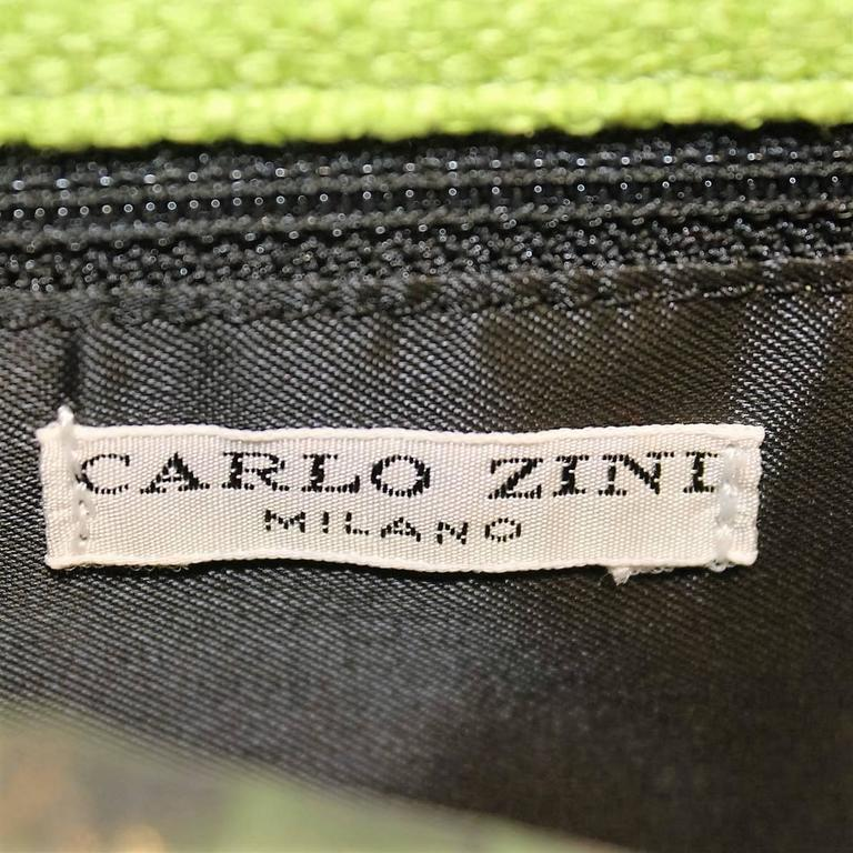 Carlo ZIni Milano Crocodiles Jewel Bag 8