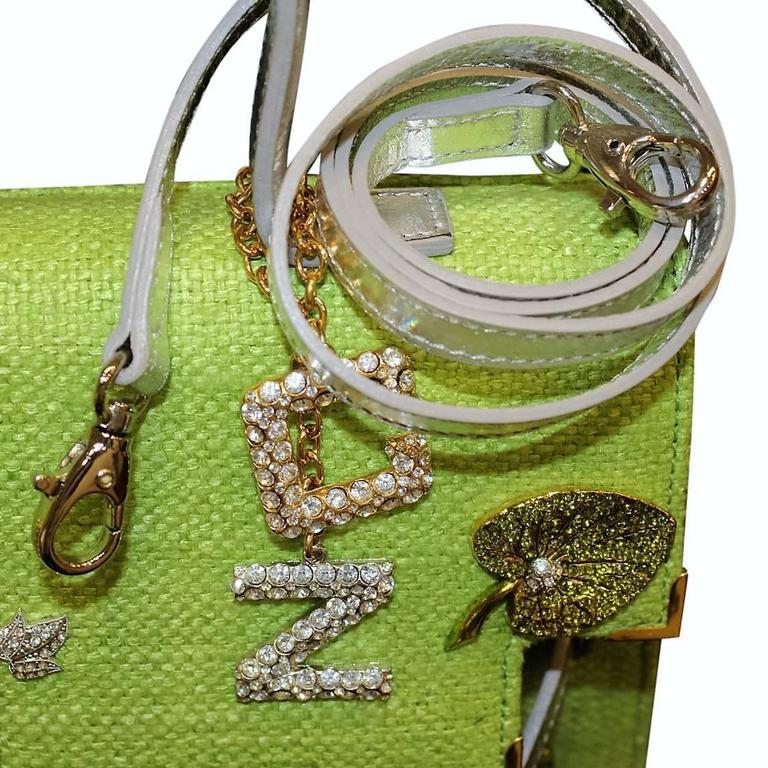 Carlo ZIni Milano Crocodiles Jewel Bag 7