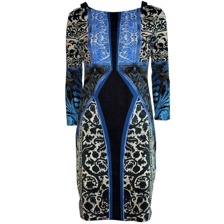 Roberto Cavalli Fancy Dress 44/10 1