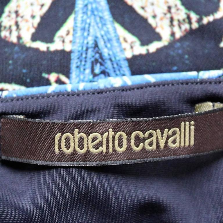 Roberto Cavalli Fancy Dress 44/10 4
