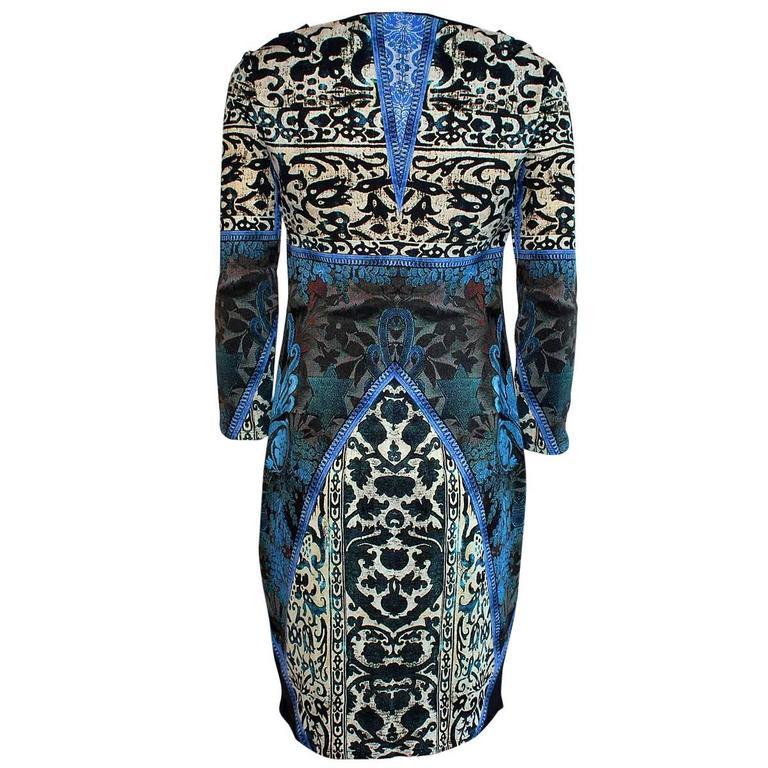 Roberto Cavalli Fancy Dress 44/10 2