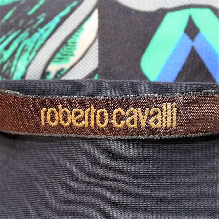 Roberto Cavalli Fancy Dress 42 / 8 4