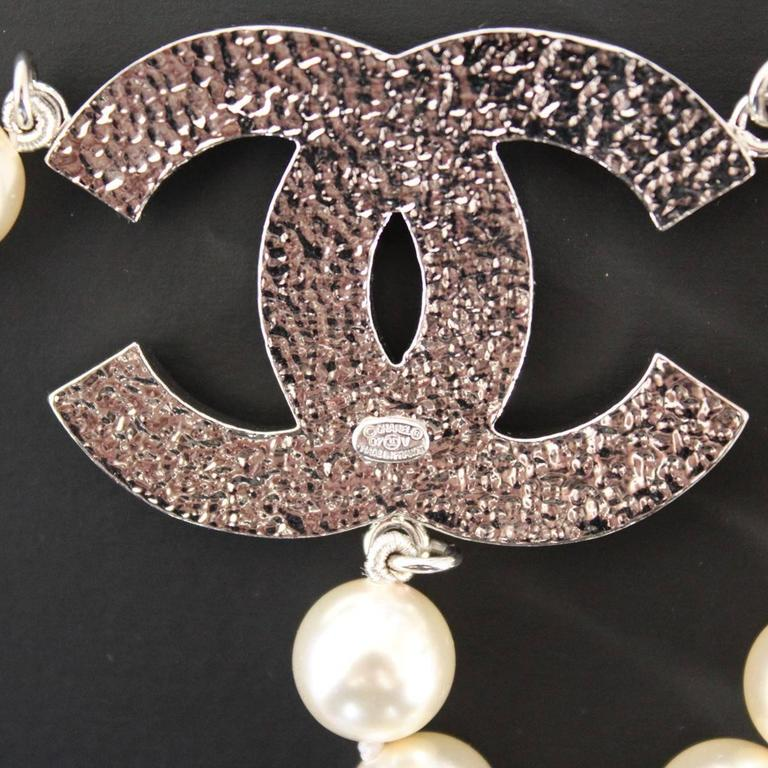 Chanel Pearls Belt 3