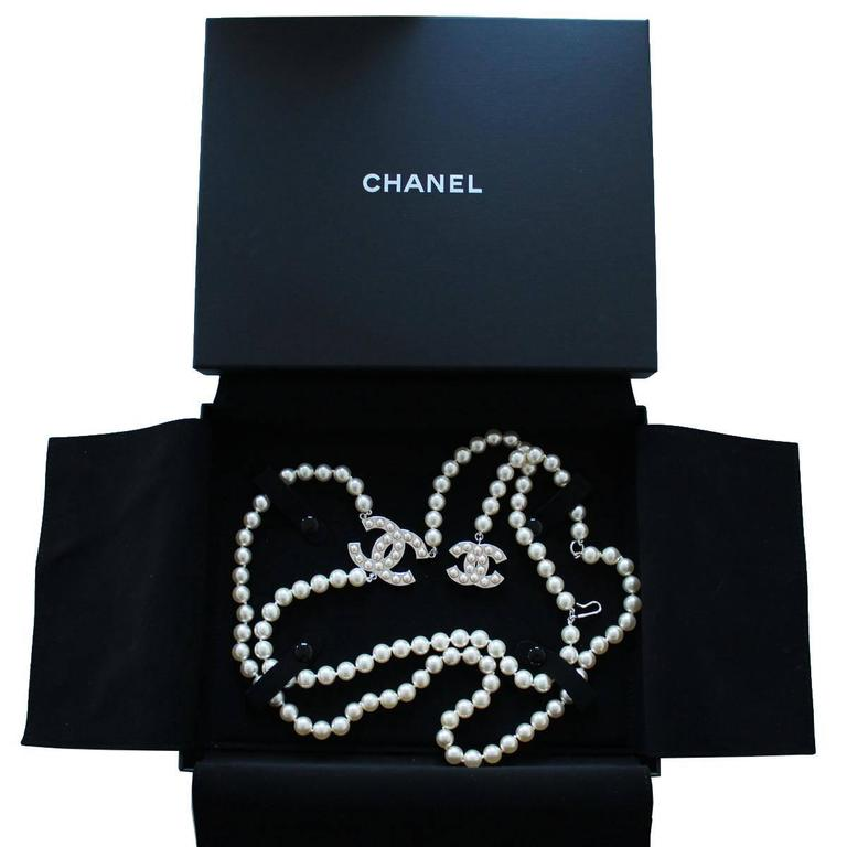 Chanel Pearls Belt 5