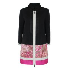 Moncler Embroidered Overcoat 42 - 2
