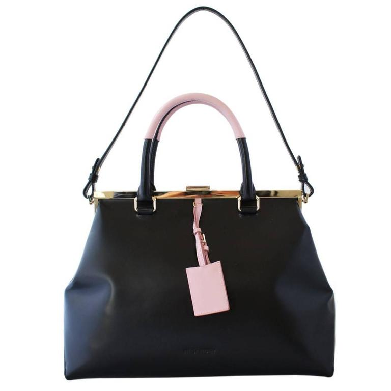 Jil Sander Sporty Madame Tote Bag For Sale At 1stdibs