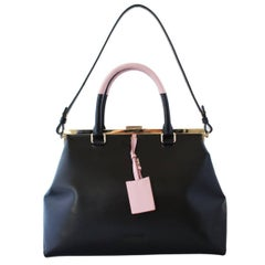 Jil Sander  Sporty Madame Tote Bag