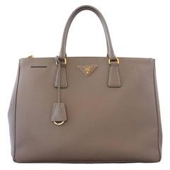 Prada Clay Leather Saffiano Lux