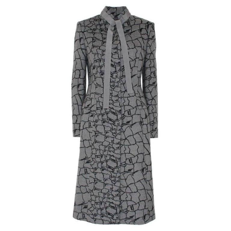 Valentino Garavani  Long Coat IT 42
