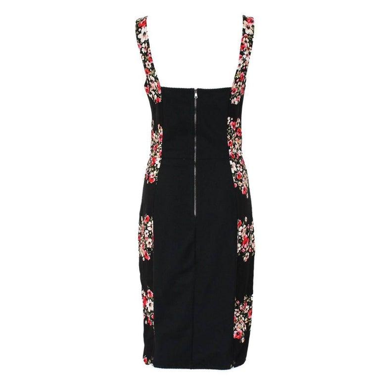 Dolce & Gabbana Floral Dress IT 40 2