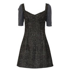 Dolce & Gabbana  Tweed Dress IT 40