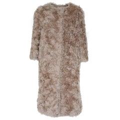 Prada  Mohair Coat 42