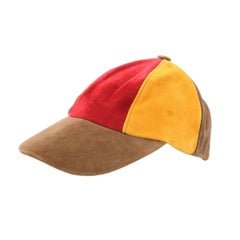 Motsch pour Hermès Leather Cap