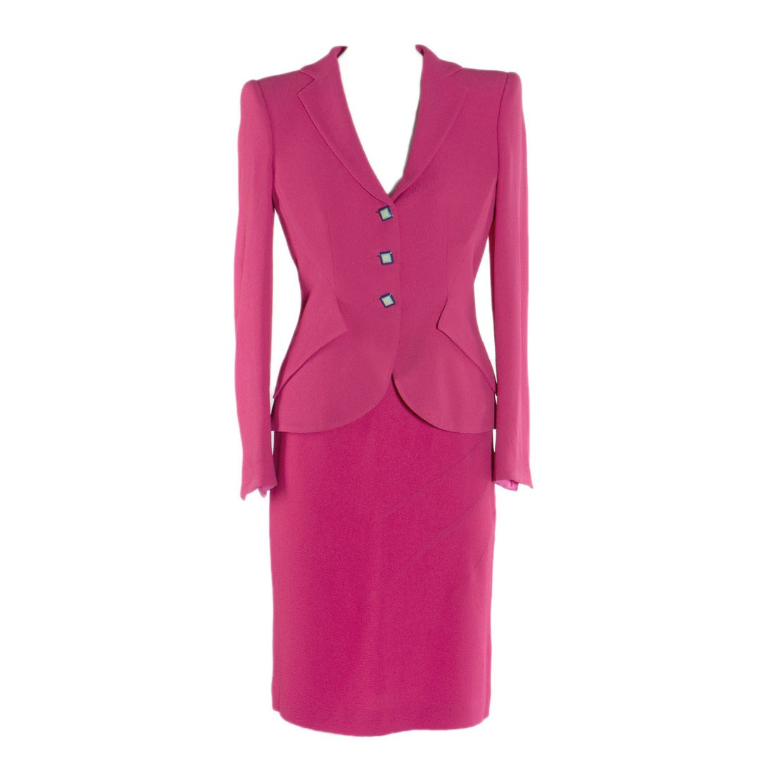 Armani Skirt Suit 40