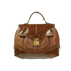 "Dolce&Gabbana ""Miss Catch"" Leather Bag"