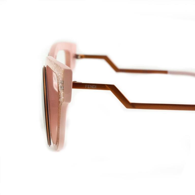 Fendi Paradeyes Pink sunglasses 2