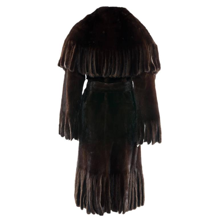 Magnificent Dolce & Gabbana fur coat