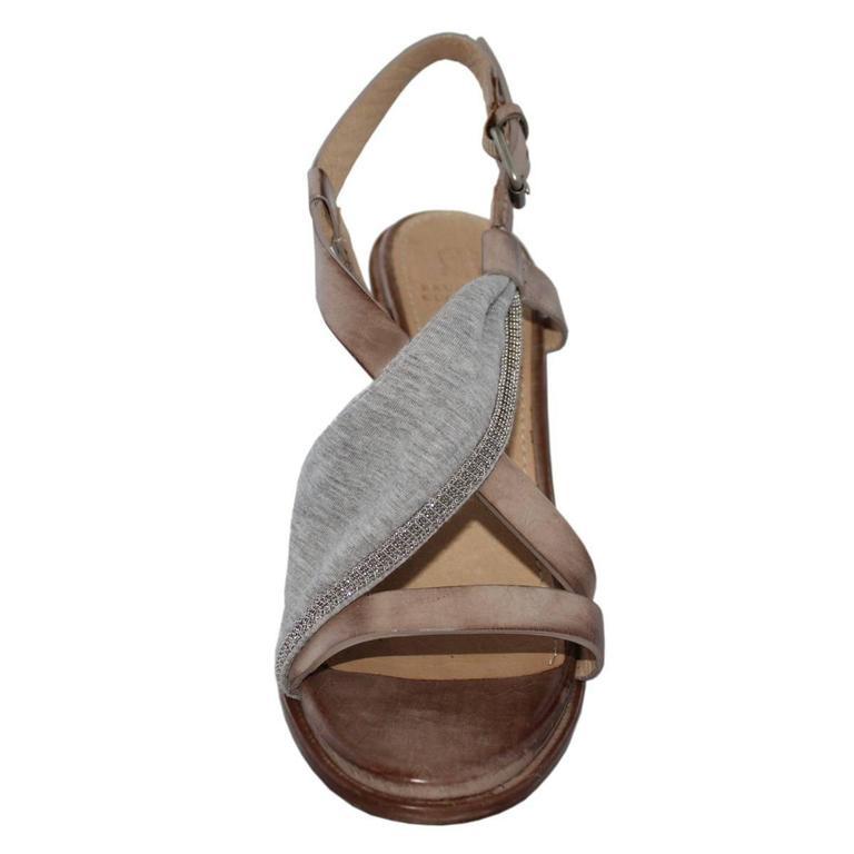 Brunello Cucinelli Brass Sandal 39 2
