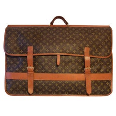 Louis Vuitton Vintage Travel Bag, 1970s