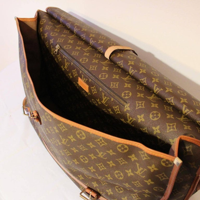 Louis Vuitton Vintage Travel Bag, 1970s For Sale 2