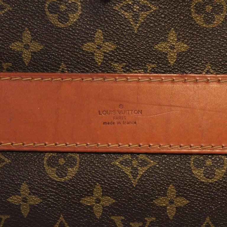 Women's Louis Vuitton Vintage Travel Bag, 1970s For Sale