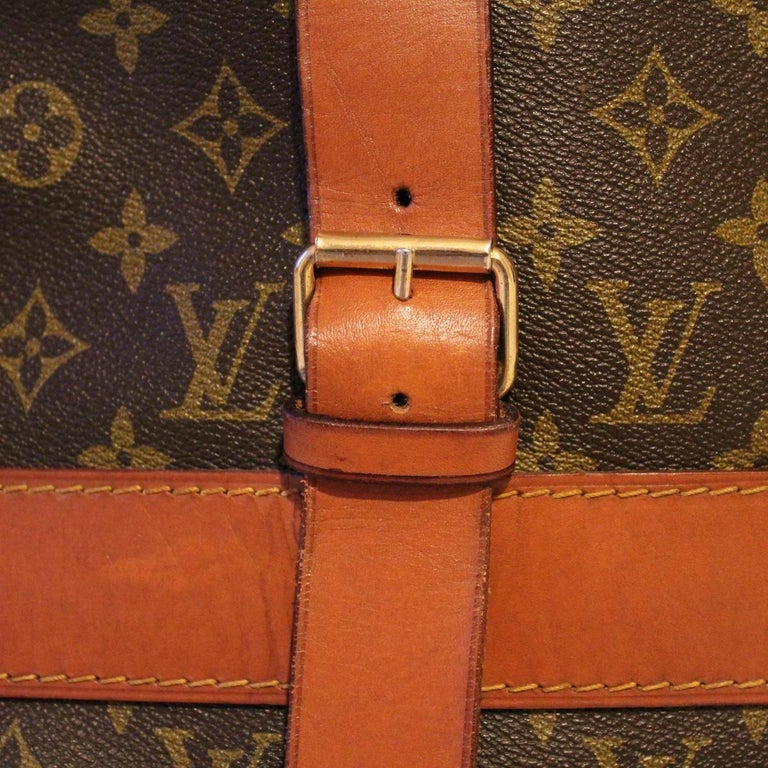 Louis Vuitton Vintage Travel Bag, 1970s For Sale 1