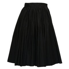 Dries Van Noten Plissé Skirt Size 38