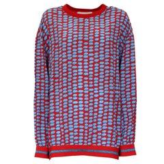 Stella Mccartney Fancy Silk Shirt 44