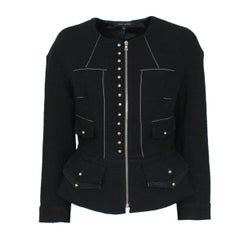 Marc Jacobs Wool and Studs Jacket 6