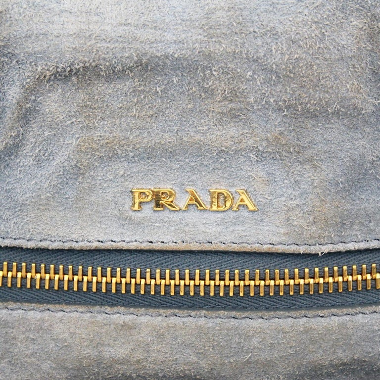 Prada Python and Leather Etiquette Bag For Sale 2