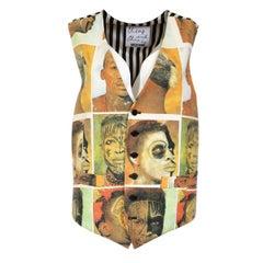 Moschino Vintage Vest, 1980s