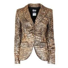 Dolce & Gabbana Cocco Print Jacket