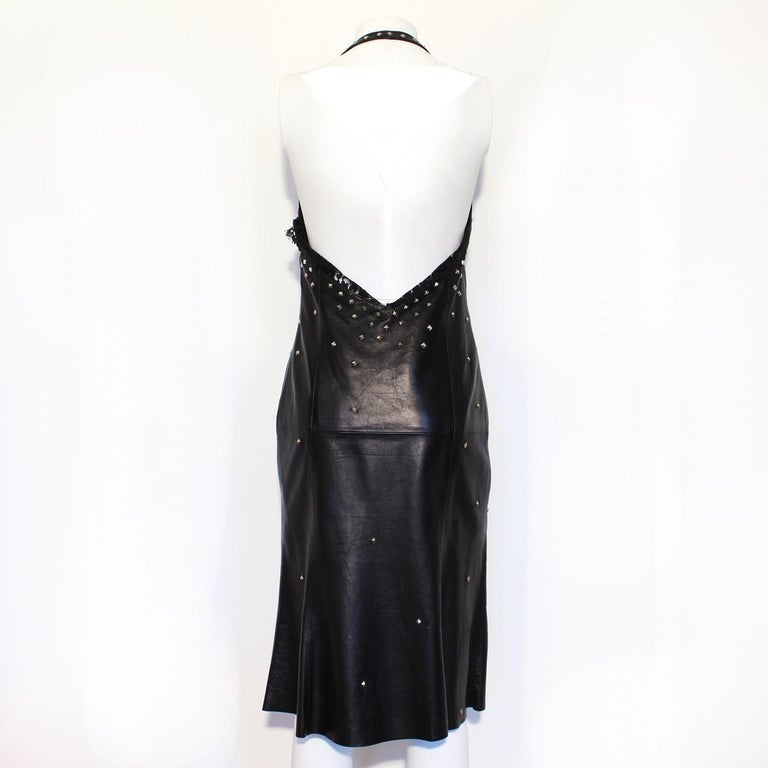 For real amateurs of vintage Rare piece !  Iconic vintage dress from the 90's