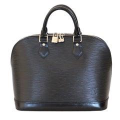 Louis Vuitton Alma PM Epi Bag