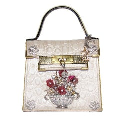 Carlo Zini Mini Jewel bag