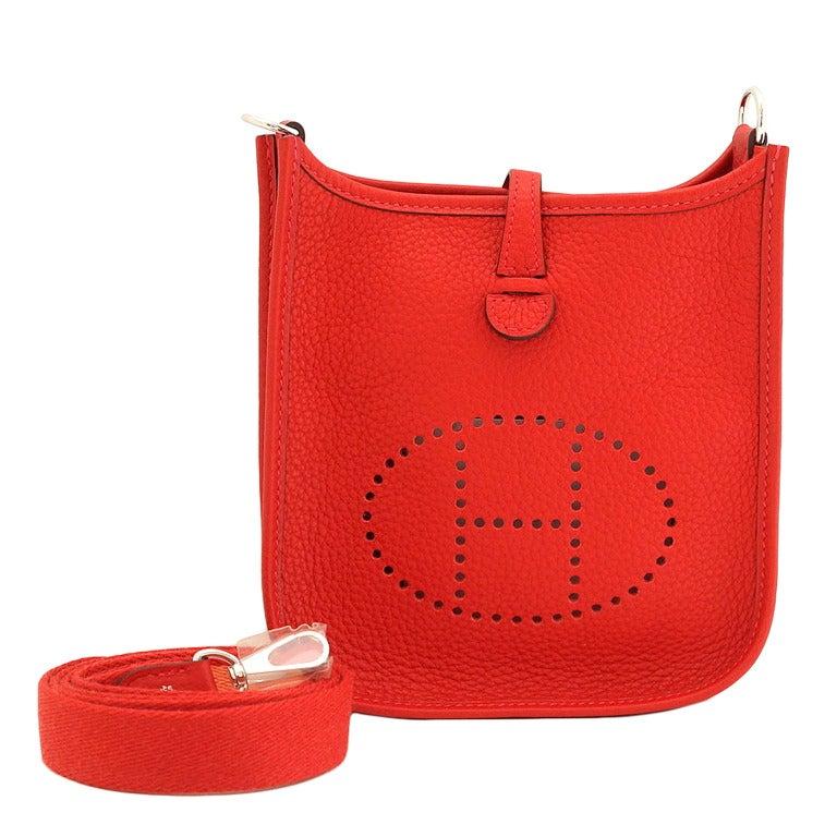 hermes evelyne iii handbag
