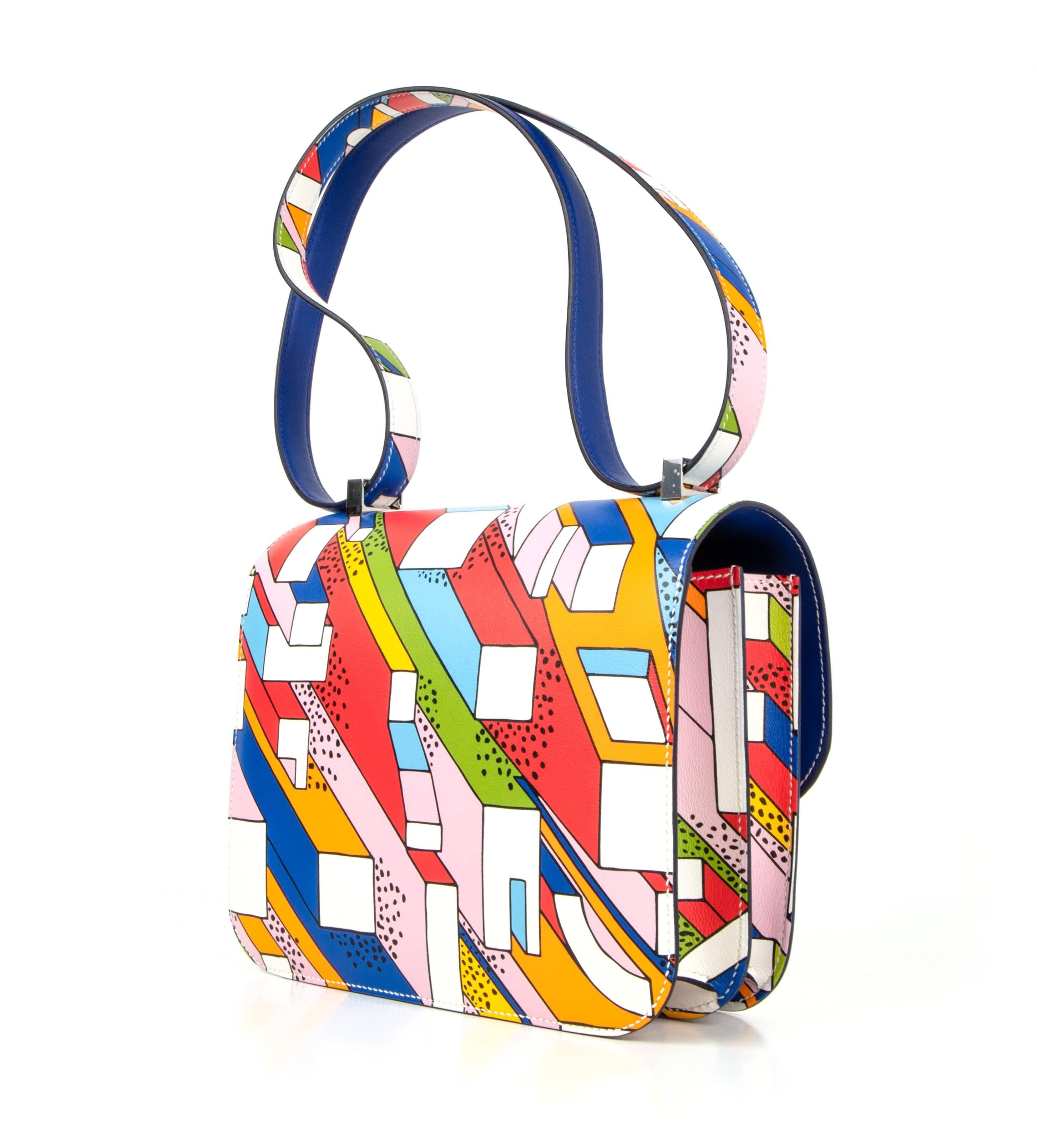 678ca7be0d1b ... cheap hermes constance 24 bag on a summers day ltd ed nigel peake  collaboration new for