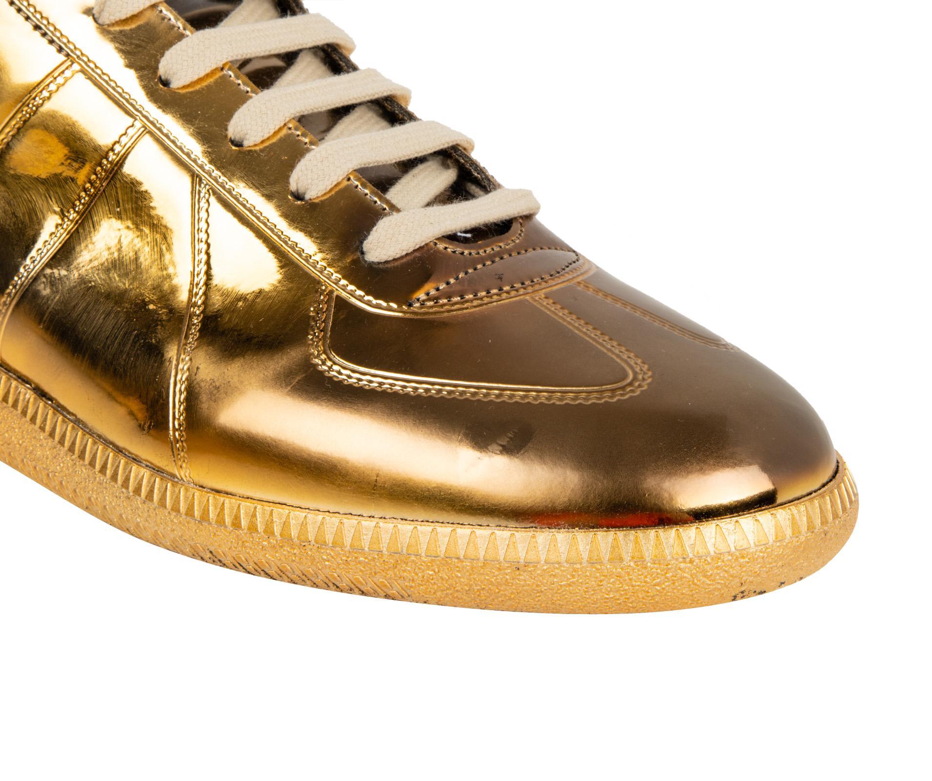Martin Men's Ombre Maison Edition Limited Sneaker Margiela Metallic daqwBO