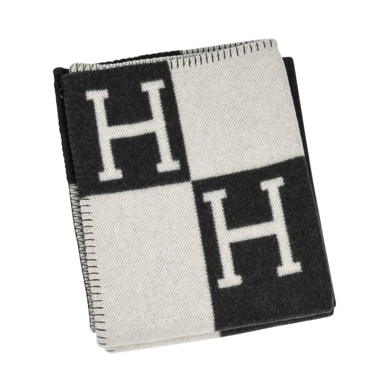 Hermès throw blanket, 2010, offered by Mightychic